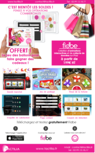 Emailing template les soldes